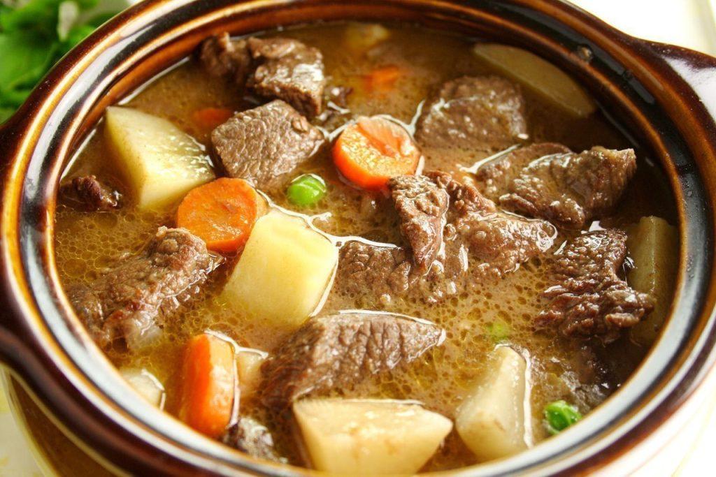 Блюда из говядины рецепты с фото легкие