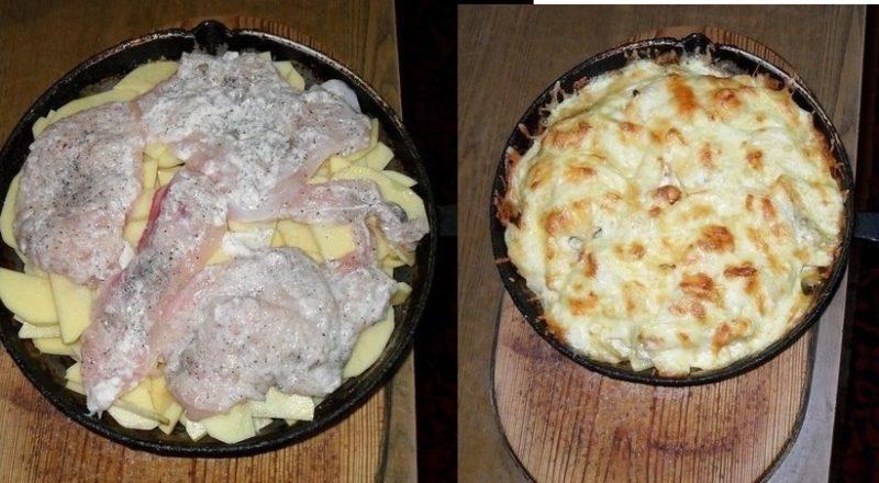 событие мясо по королевски с картошкой рецепт фото календарь