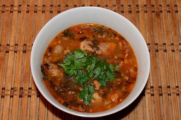 Наваристый и ароматный суп ХАРЧО — настоящий ГРУЗИНСКИЙ праздник!